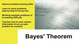 Bayes' Theorem